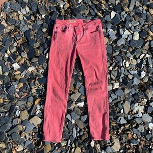 "Anthropologie AG ""The Stevie Ankle"" Jeans"